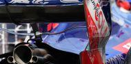 Vista trasera del Toro Rosso, con motor Honda - SoyMotor.com