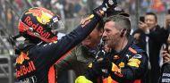 Verstappen durante un GP esta temporada - SoyMotor.com