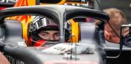 Max Verstappen en Interlagos - SoyMotor.com