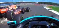 La tensión explota: el toque entre Hamilton y Verstappen llega en Silverstone - SoyMotor.com