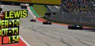Kimi Räikkönen, por delante de Max Verstappen y Lewis Hamilton en Austin - SoyMotor.com