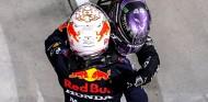 Verstappen y Hamilton tras el GP de Baréin - SoyMotor.com