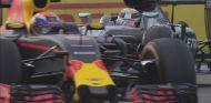 Verstappen y Hamilton en Japón - LaF1