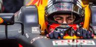 Max Verstappen en Sepang - SoyMotor.com