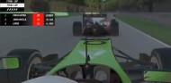 Dos nuevas victorias para Verstappen tras una lucha al límite con Juncadella - SoyMotor.com