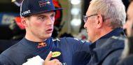 Max Verstappen y Helmut Marko en México - SoyMotor.com