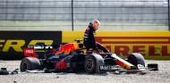 """Verstappen, furioso: """"Esto es lo que consigues con este espectáculo de mierda"""" - SoyMotor.com"""