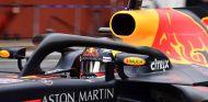 Max Verstappen en Barcelona - SoyMotor.com