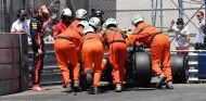 Max Verstappen se estrella en los Libres 3 de Mónaco - SoyMotor