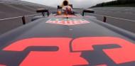 VÍDEO: Verstappen ensaya para ser el rey de la peraltada de Zandvoort - SoyMotor.com