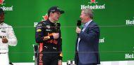 """Verstappen: """"Estar en el podio en China fue totalmente inesperado"""" - SoyMotor.com"""