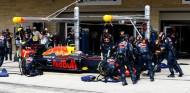 Verstappen en el GP de Estados Unidos 2016 - SoyMotor.com