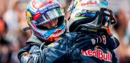 Max Verstappen y Daniel Ricciardo en Alemania - LaF1