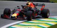 Max Verstappen en Brasil - SoyMotor