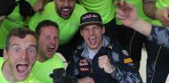 Max Verstappen en Brasil - LaF1