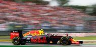 Verstappen perdió muchos puestos en la salida - LaF1