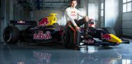 Max Verstappen ya es miembro del Red Bull Junior Team