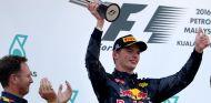 Verstappen volvió al podio en Malasia - LaF1