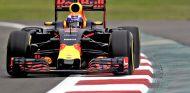 Verstappen saldrá tercero - SoyMotor