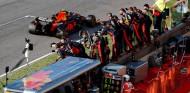 "Albon premia la paciencia de Red Bull: ""Gracias por quedaros conmigo"" - SoyMotor.com"