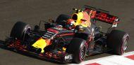 Max Verstappen durante el GP de México - SoyMotor.com