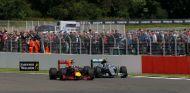 Verstappen es muy agresivo con los adelantamientos - SoyMotor