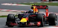 Verstappen, durante el GP de España - LaF1