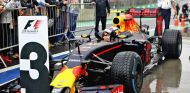 Verstappen, tras finalizar 3º en el GP de Brasil - LaF1