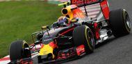 Verstappen durante un Gran Premio esta temporada - LaF1