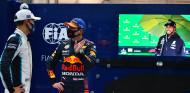 """Verstappen: """"Russell es muy bueno, pero el Williams no es tan malo"""" - SoyMotor.com"""