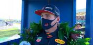 """Verstappen, Pole en Silverstone: """"Mañana lo único que quiero es una lucha con Hamilton"""""""