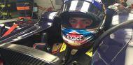 Max Verstappen en Barcelona - LaF1