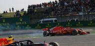 Sebastian Vettel y Max Verstappen en China - SoyMotor