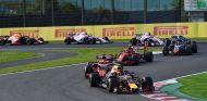 Max Verstappen, por delante de los Ferrari - SoyMotor.com