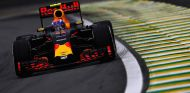Verstappen, en el trazado de Interlagos - LaF1