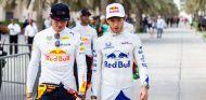 Max Verstappen y Pierre Gasly – SoyMotor.com