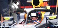 Max Verstappen con el Halo en Italia 2016 – SoyMotor.com