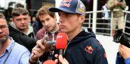 Max Verstappen estaba preparado para las críticas por su debut en F1 en 2015 - LAF1.es