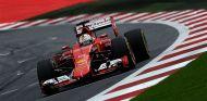 Sebastian Vettel se muestra satisfecho con su primer año en Ferrari - LaF1