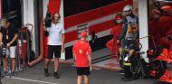 Sebastian Vettel, cabizbajo en Alemania - SoyMotor
