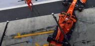 "Button se resiste a creer que Ferrari echara a Vettel: ""Sería de locos"" - SoyMotor.com"