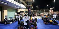 """Vettel ve """"absurdo"""" que el Gran Premio de Abu Dabi valga doble"""