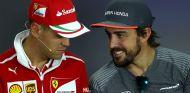 Sebastian Vettel y Fernando Alonso en Hungaroring - SoyMotor.com