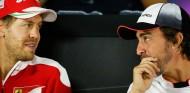 En Italia sitúan a Vettel y Alonso en disputa por un asiento en Aston Martin - SoyMotor.com