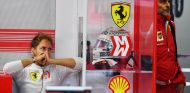 Sebastian Vettel y Maurizio Arrivabene en México - SoyMotor.com
