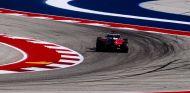 Vista trasera del SF16-H de Sebastian Vettel en Austin - LaF1