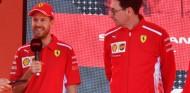 """Binotto: """"¡Ferrari quiere y apoya a Vettel!"""" - SoyMotor.com"""