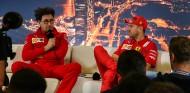 """Vettel: """"No intenté convencer a Ferrari para seguir"""" - SoyMotor.com"""