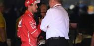 """Brawn: """"Vettel siente una presión diferente, necesita calmarse"""" - SoyMotor.com"""