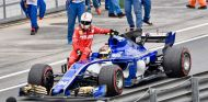 Sebastian Vettel, sobre el C36 de Pascal Wehrlein - SoyMotor.com